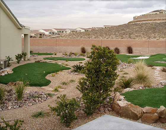 Backyard Chipping Course