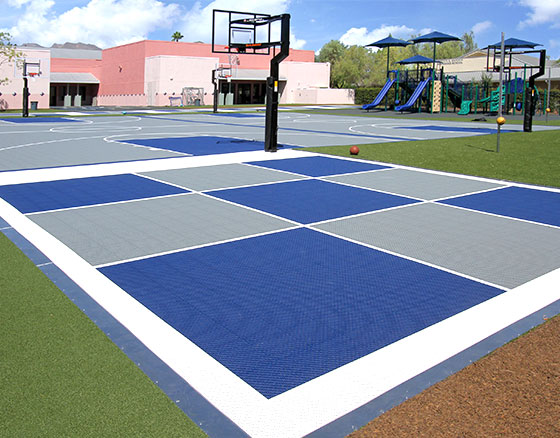 VersaCourt Game Courts